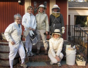 Beekeepers to bee?