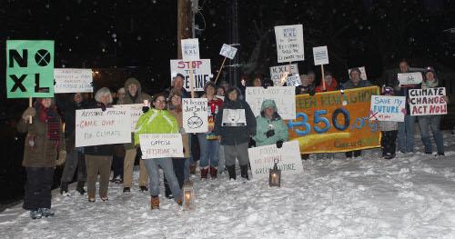 NoKXL Vigil Group Photo_500